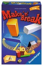メイクンブレイク ミニ Make 'N' Break Mitbringspiel 並行輸入品